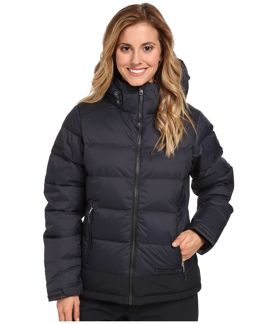Marmot - Sling Shot Jacket (Dark Steel/Black) Women's Coat