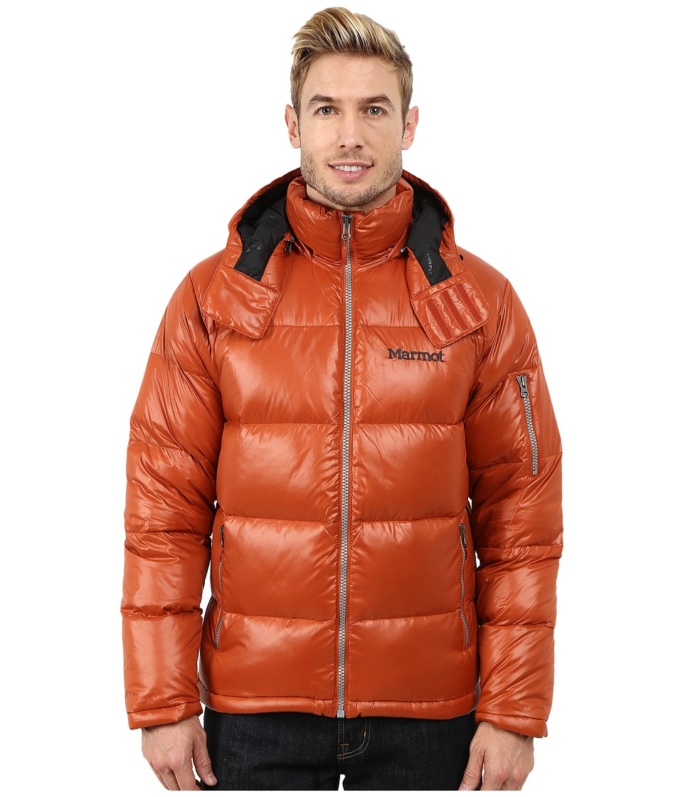 Marmot - Stockholm Jacket (Dark Rust) Men's Jacket