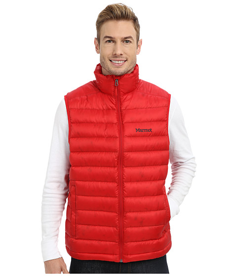 Marmot - Zeus Vest (Team Red) Men