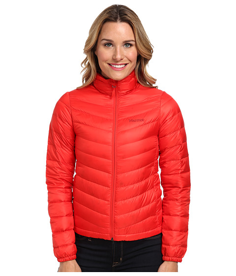 Marmot - Jena Jacket (Cherry Tomato) Women's Coat