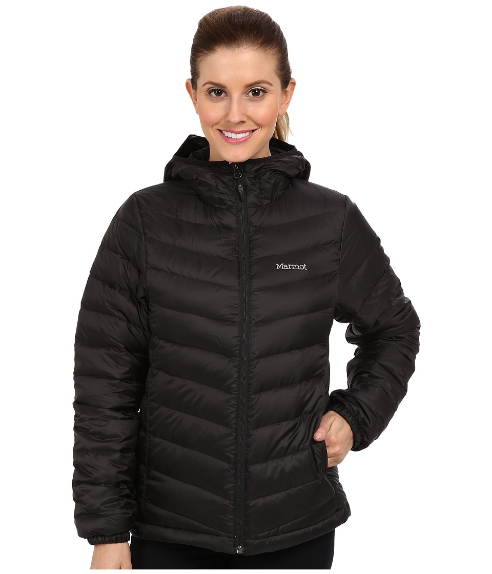 Marmot - Jena Hoody (Black) Women's Coat