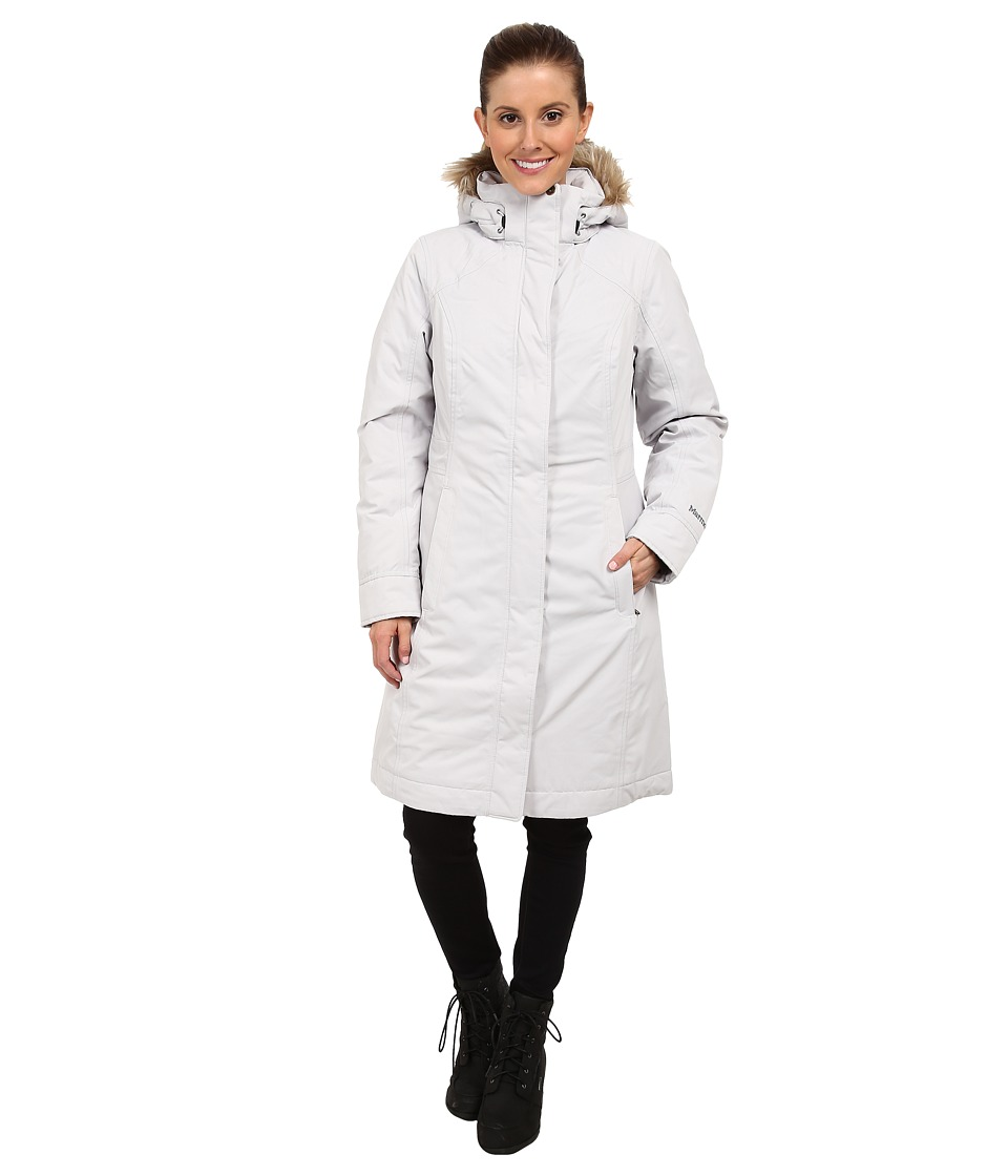 Marmot - Chelsea Coat (Platinum) Women