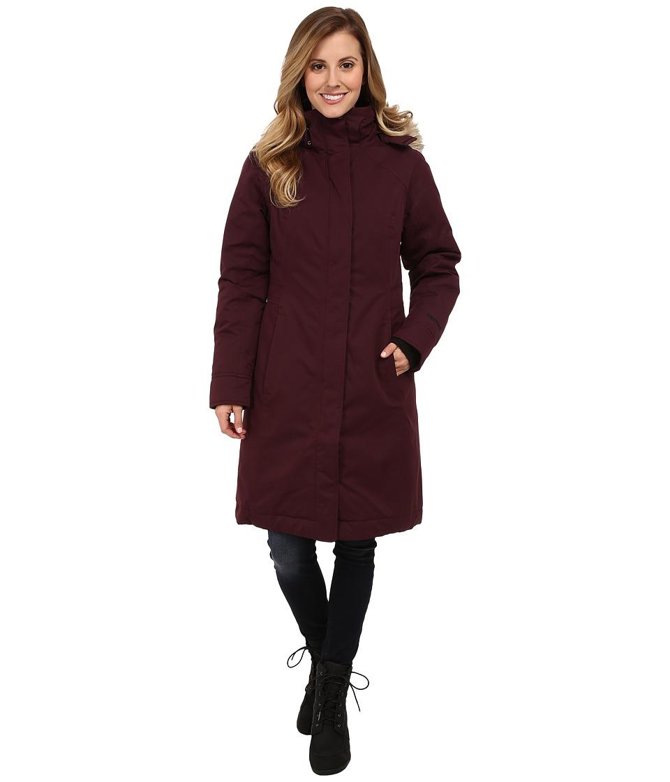 Marmot - Chelsea Coat (Cabernet) Women's Coat