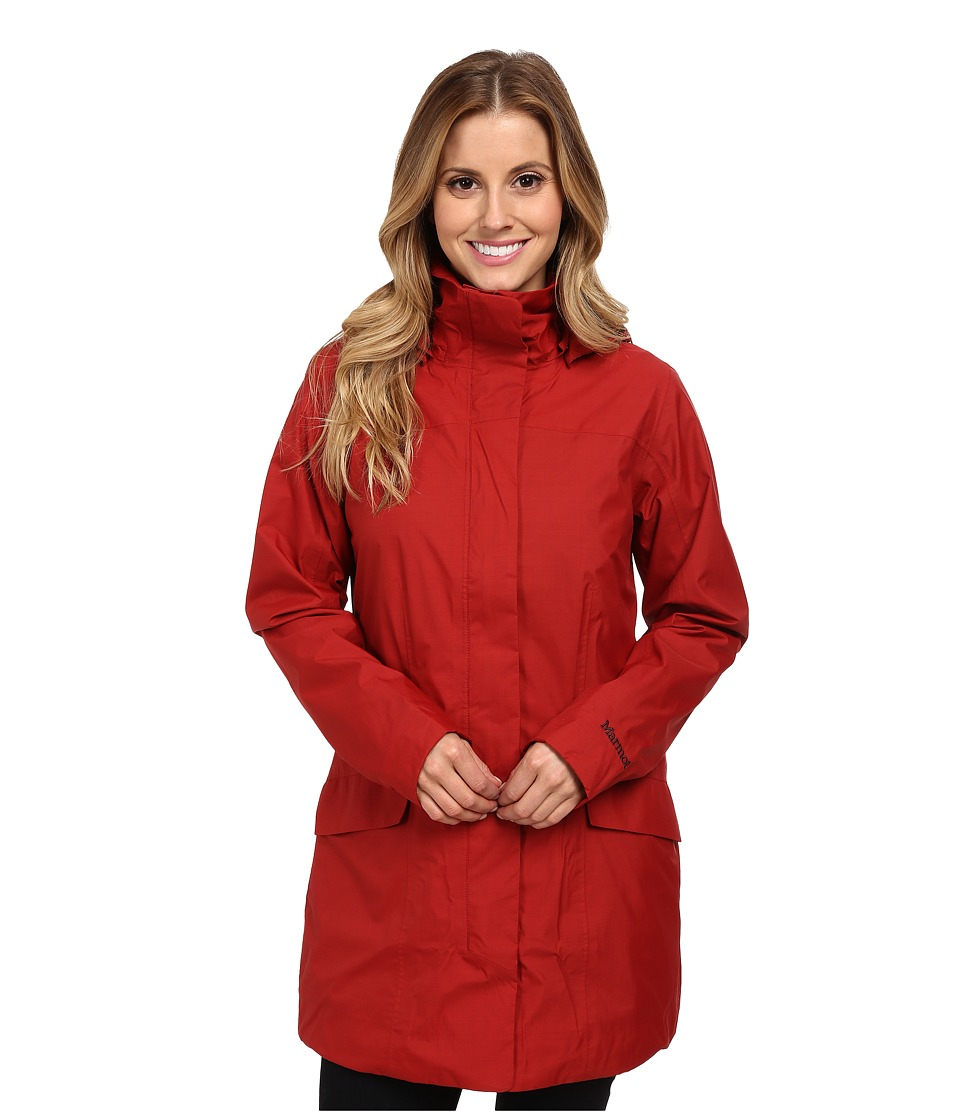 Marmot - Whitehall Jacket (Dark Crimson) Women's Coat