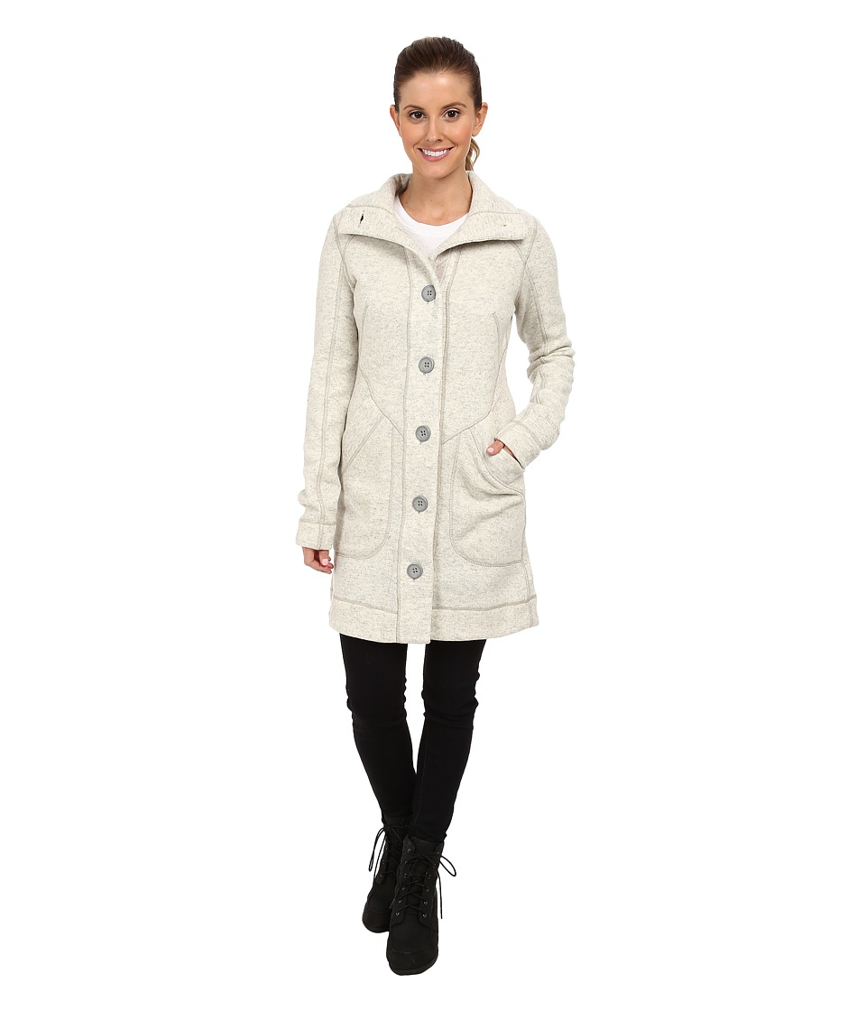 Marmot - Maddie Sweater (Turtle Dove Heather) Women's Coat