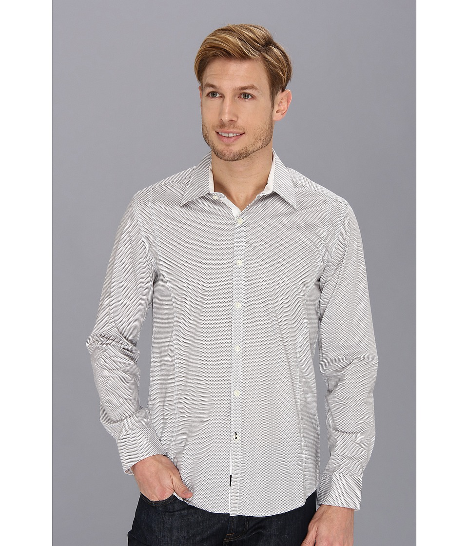 7 Diamonds - Black Sands Shirt (Black) Men