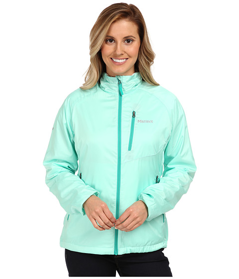 Marmot - Stride Jacket (Ice Green) Women's Coat