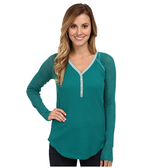 Marmot - Karla L/S (Emerald Green) Women
