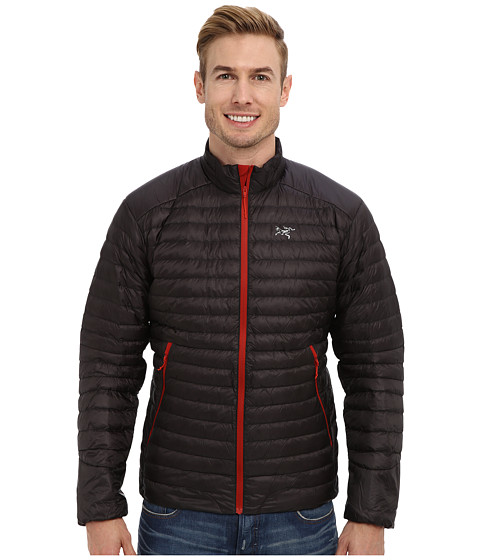 Arc'teryx - Cerium SL Jacket (Carbon Copy) Men's Jacket