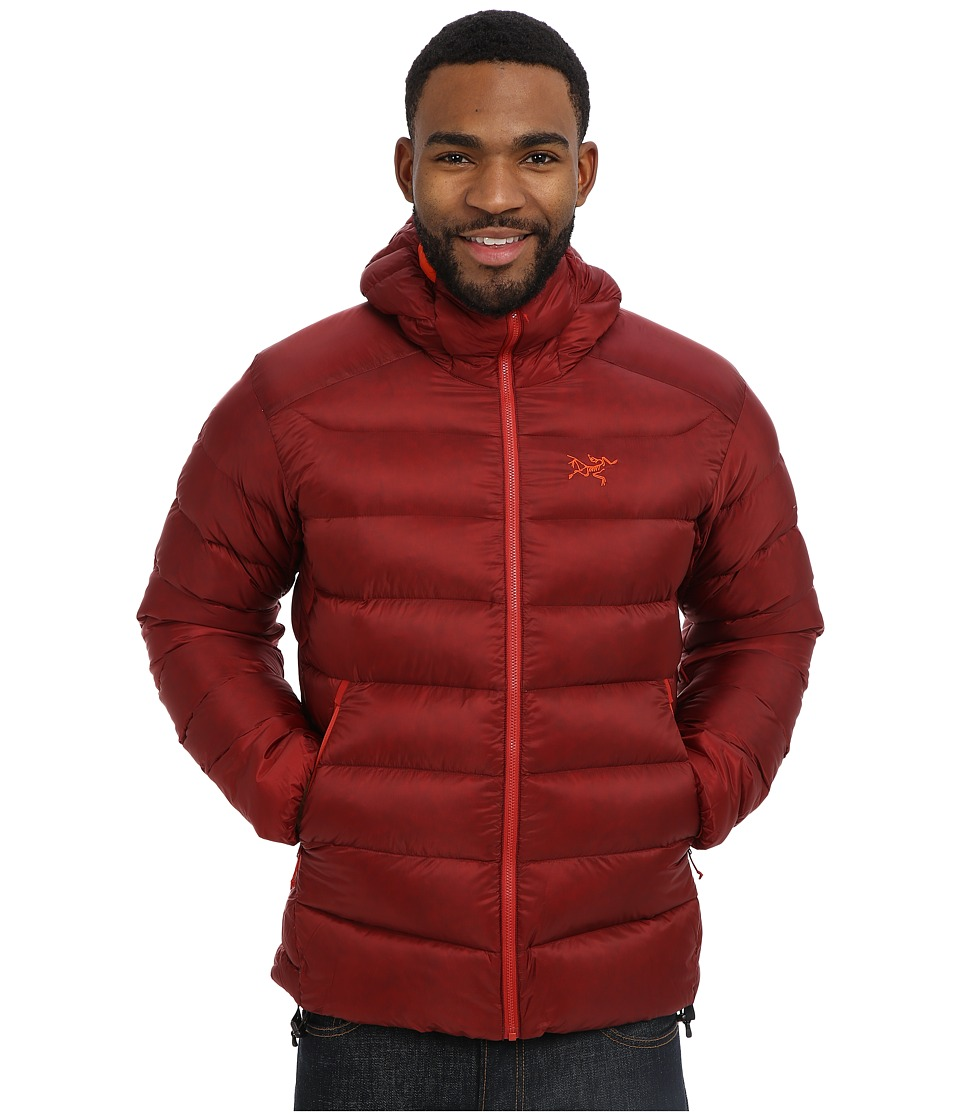 Arc'teryx - Cerium SV Hoodie (Oxblood) Men's Sweatshirt