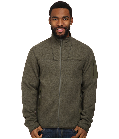 Arc'teryx - Covert Cardigan (Utility Green) Men's Coat