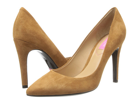 Isaac Mizrahi New York - Lamis (Luggage 11 Suede) High Heels