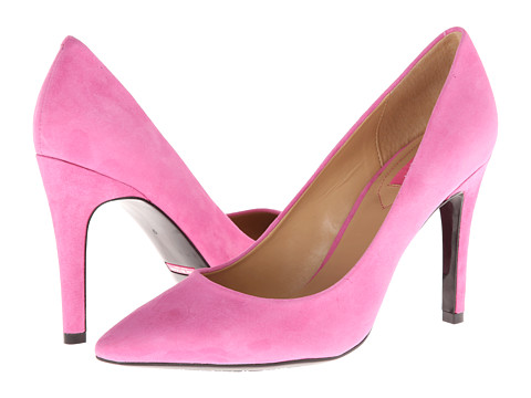 Isaac Mizrahi New York - Lamis (Rio Pink Suede) High Heels