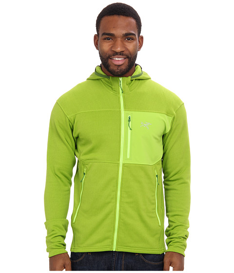 Arc'teryx - Fortrez Hoody (Mantis Green) Men's Sweatshirt