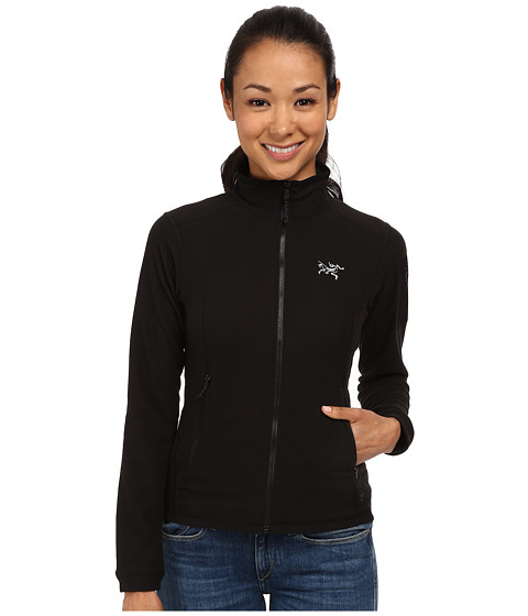 Arc'teryx - Delta LT Jacket (Black 1) Women's Coat