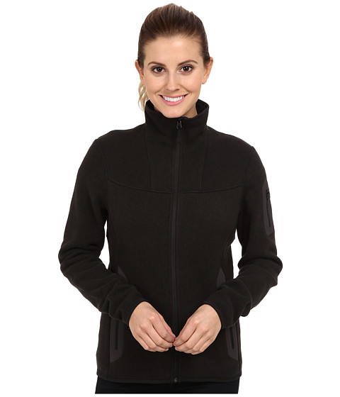 Arc'teryx - Covert Cardigan (Black 1) Women's Sweater