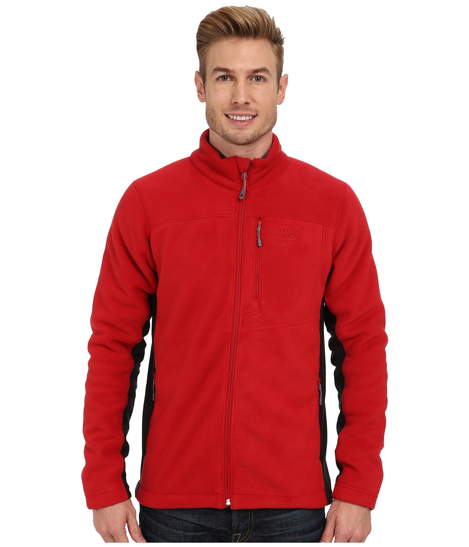 Mountain Hardwear - Dual Fleece Jacket (Rocket) Men's Fleece