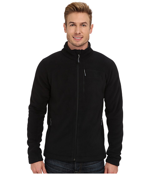 UPC 887487443977 - Mountain Hardwear Dual Fleece Jacket (Black ...
