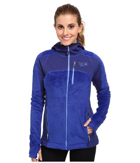 Mountain Hardwear - Monkey Woman Grid Jacket (Nectar Blue) Women