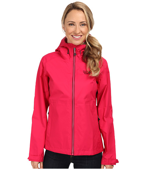 Mountain Hardwear - Plasmic Jacket (Bright Rose) Women's Jacket