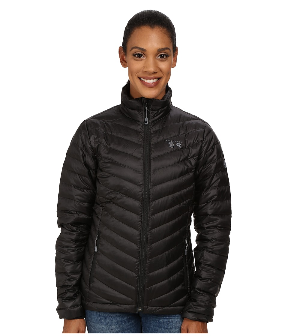 Mountain Hardwear - Nitrous Down Jacket (Black) Women's Jacket