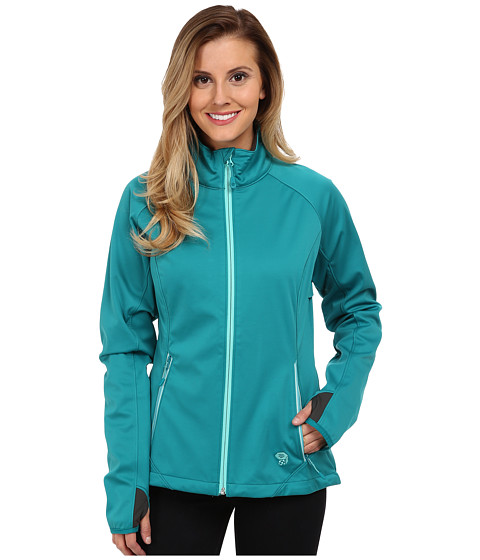 Mountain Hardwear - Anselmo Jacket (Emerald) Women's Jacket