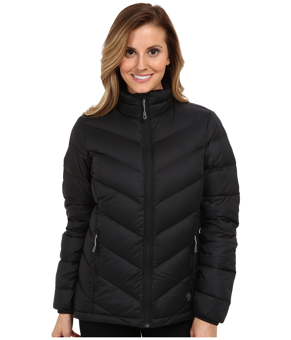 Mountain Hardwear - Ratio Down Jacket (Black) Women's Coat