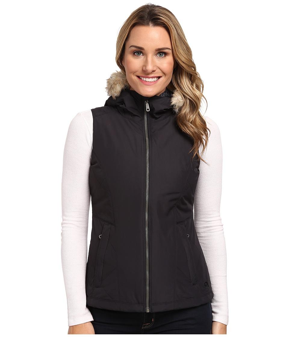 Mountain Hardwear - Potrero Insulated Vest (Black) Women's Vest