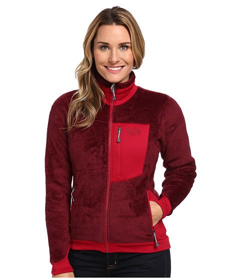 Mountain Hardwear - Monkey Woman 200 Jacket (Rich Wine/Pomegranate) Women