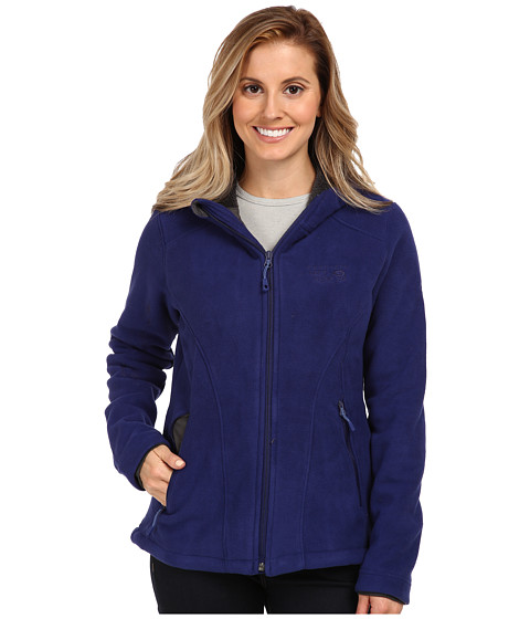 Mountain Hardwear - Dual Fleece Hooded Jacket (Aristocrat) Women's Jacket