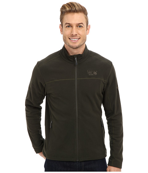 Mountain Hardwear - Microchill Jacket (Greenscape) Men's Coat