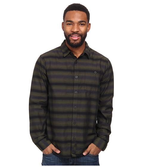 Mountain Hardwear - Hillstone L/S Shirt (Utility Green) Men