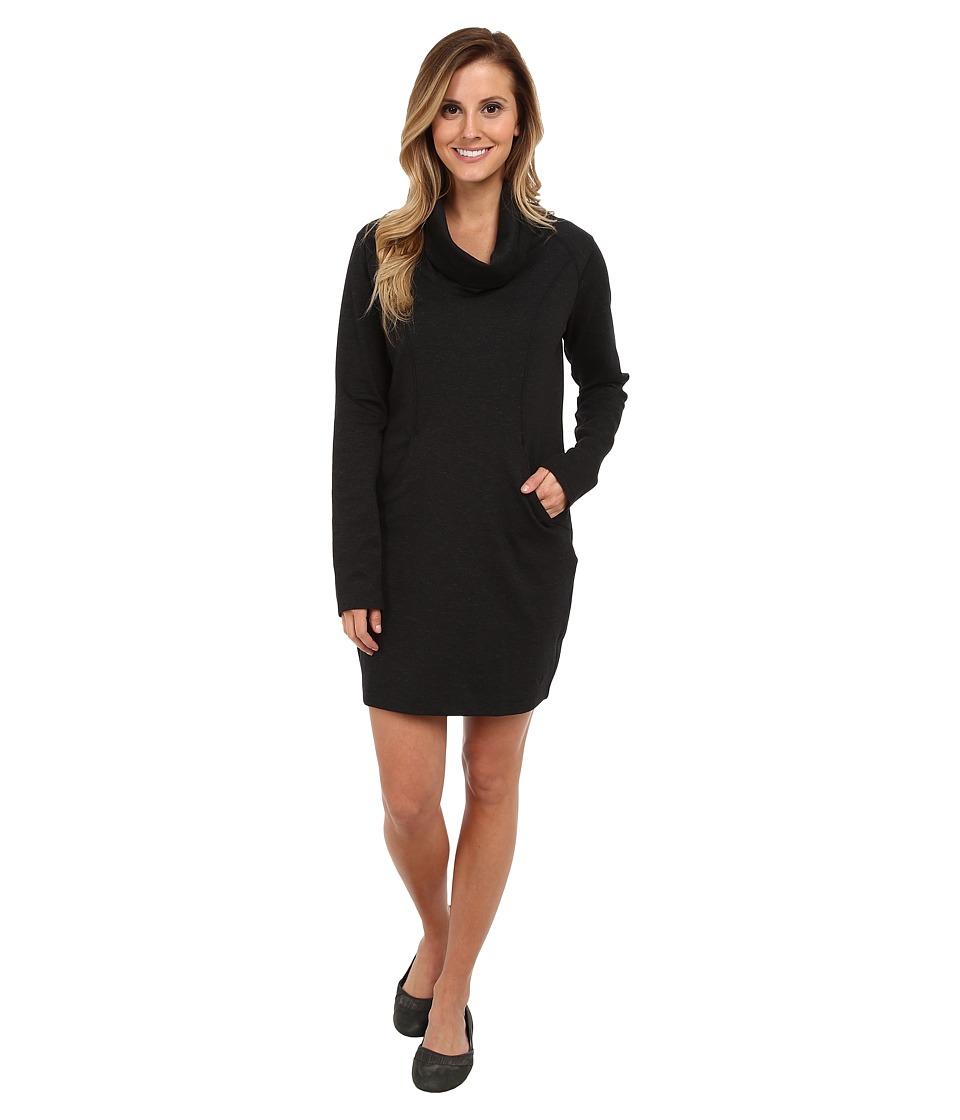 Mountain Hardwear - Pandra Ponte Dress (Black) Women's Dress