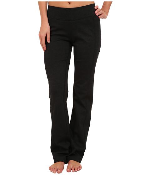 Mountain Hardwear - Pandra Ponte Pant (Black) Women's Casual Pants