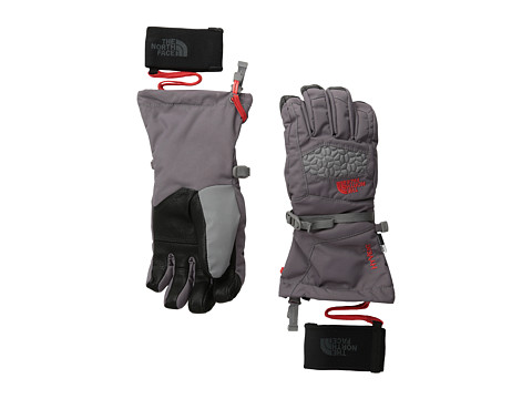 The North Face - Women's Etip Facet Glove (Sonnet Grey) Extreme Cold Weather Gloves