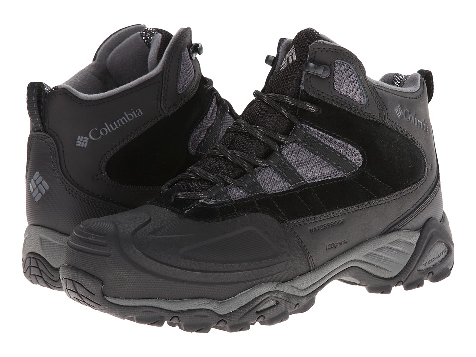 Silcox II Waterproof Omni-Heat (Black/Charcoal)