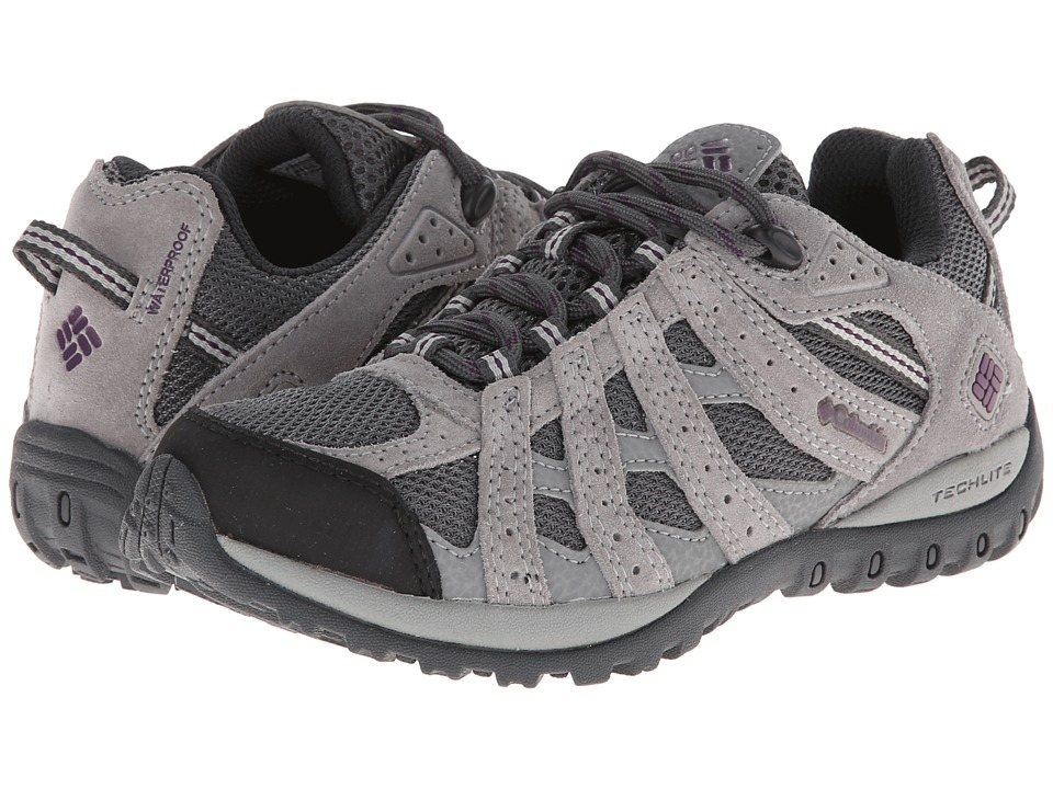Columbia - Redmond Waterproof (Charcoal/Glory) Women's Shoes