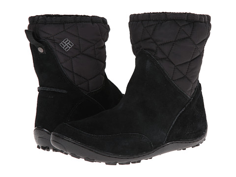 Columbia - Minx Pull On Omni-Heat (Black/Grill 2) Women