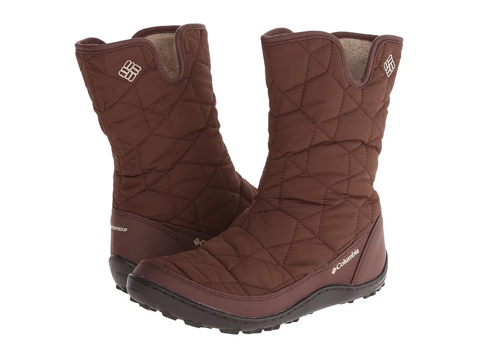Columbia - Minx Slip II Omni-Heat (Tobacco/British Tan) Women's Boots