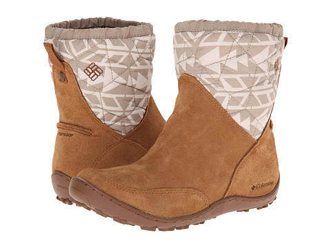 Columbia - Minx Pull On Omni-Heat (Elk/Grizzly Bear) Women