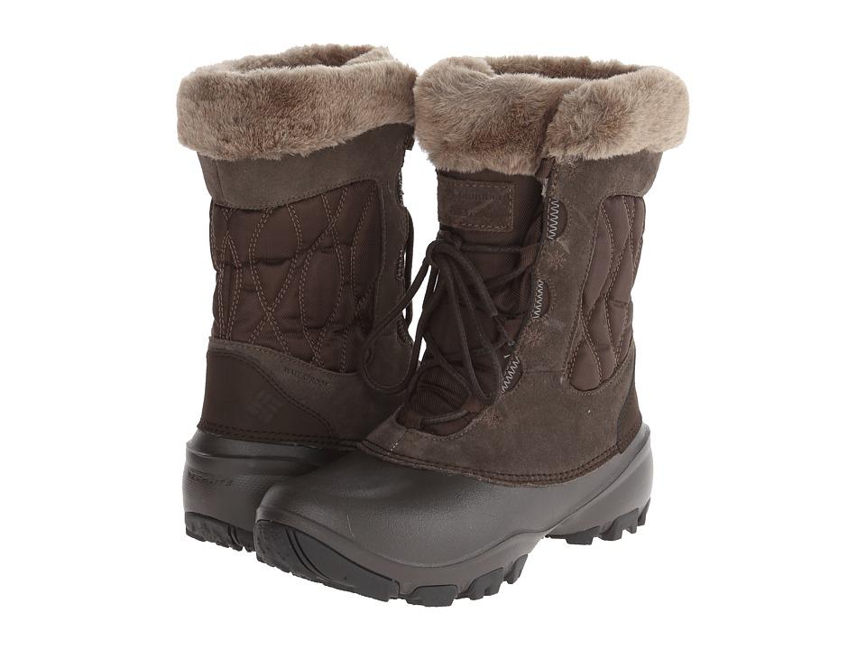Columbia Sierra Summettetm IV (Cordovan/Tusk) Women's Boots