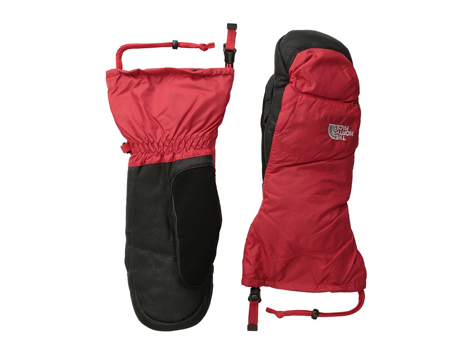 The North Face - Nuptse Mitt (TNF Red/TNF Black) Extreme Cold Weather Gloves