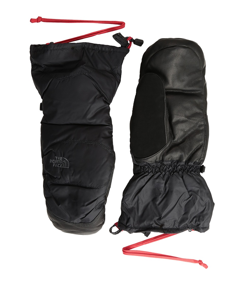 The North Face - Nuptse Mitt (TNF Black (Prior Season)) Extreme Cold Weather Gloves