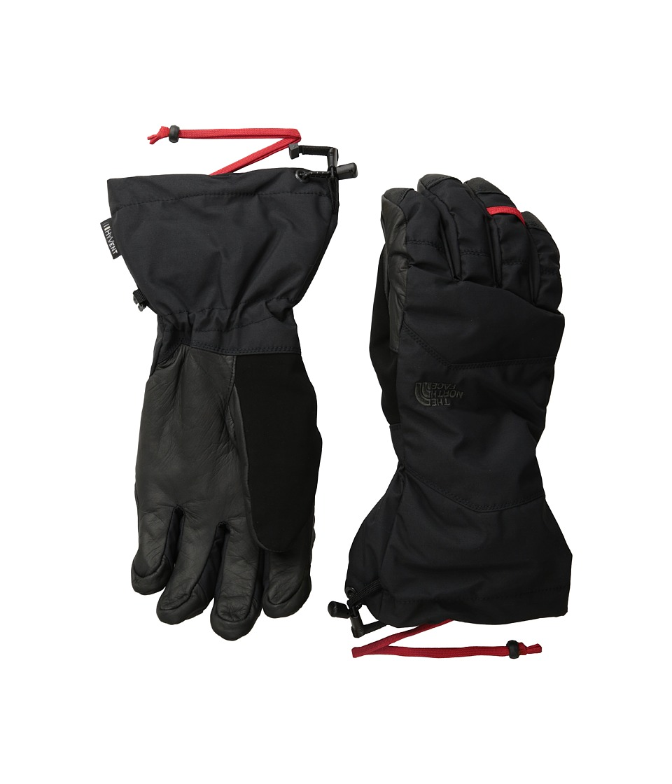 The North Face - Mountain Guide Glove (TNF Black) Extreme Cold Weather Gloves
