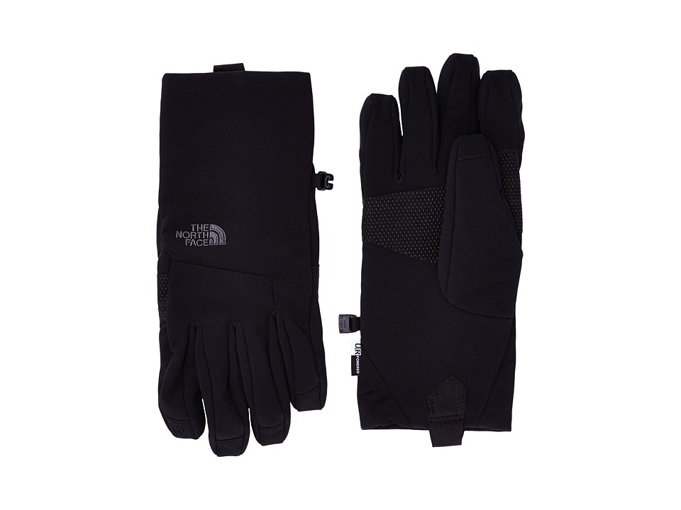 The North Face - Men's Apex Etip Glove (TNF Black) Extreme Cold Weather Gloves