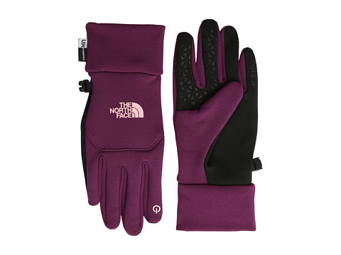 The North Face - Women's Etip Glove (Parplour Purple) Extreme Cold Weather Gloves