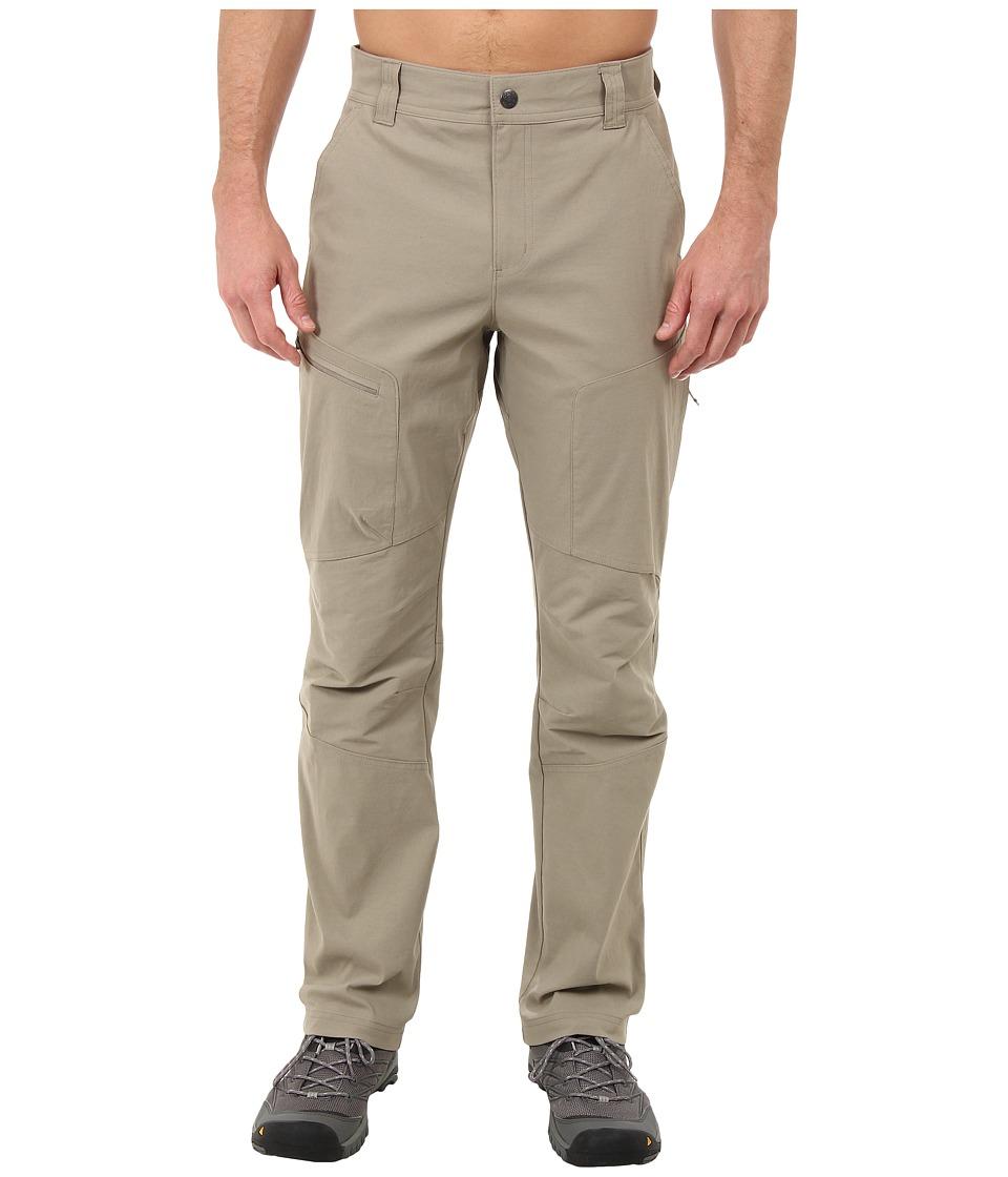 Columbia - Royce Peak Cargo Pant (Tusk) Men's Clothing