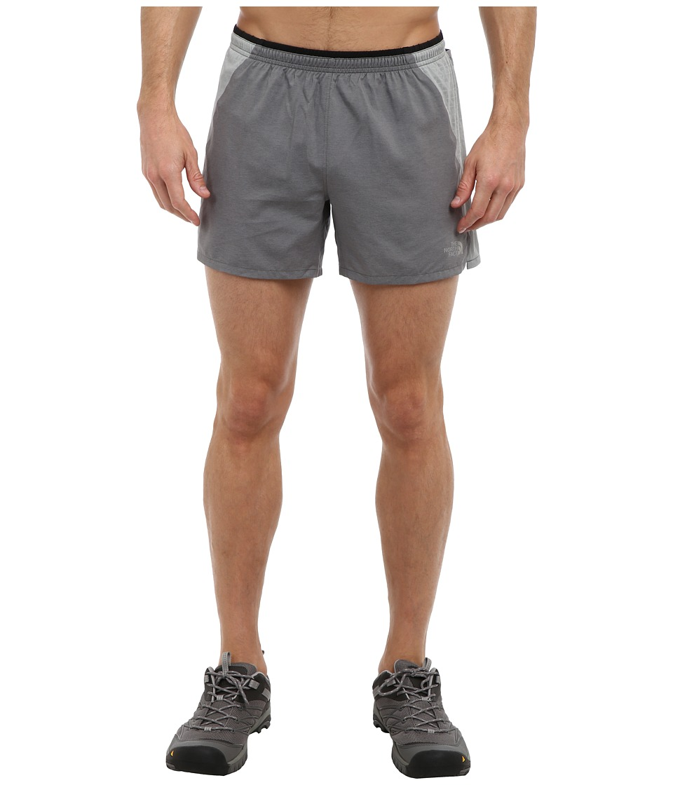 The North Face - Better Than Naked Short (Monument Grey/TNF Black) Men's Shorts