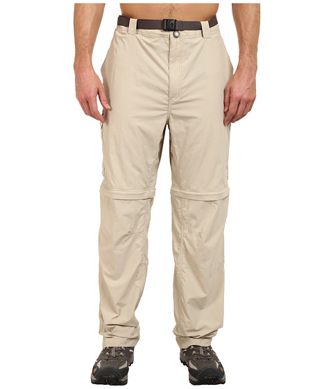 Columbia - Silver Ridge Convertible Pant - Extended (Fossil) Men's Workout