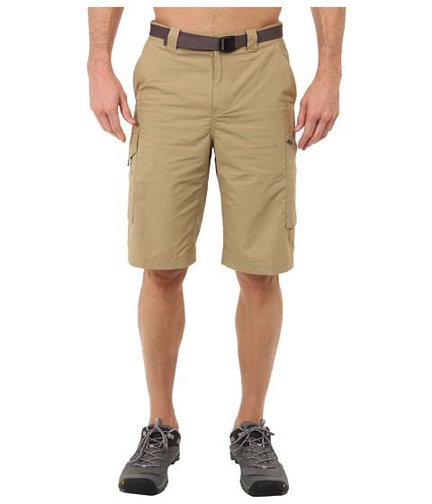 Columbia - Silver Ridge Cargo Short (Crouton) Men's Shorts